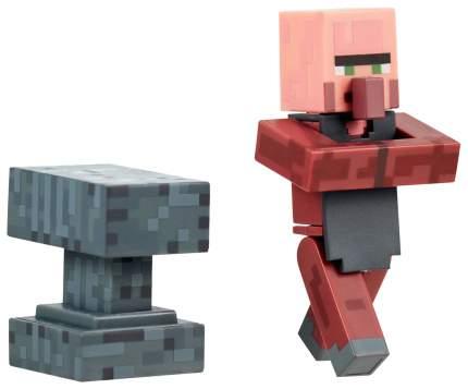 Набор фигурок Jazwares Games: Minecraft: Smith pack