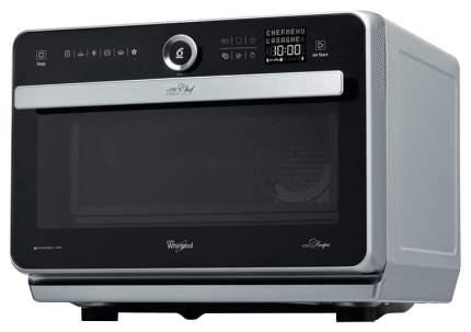 Микроволновая печь с грилем и конвекцией Whirlpool JT 479 IX grey