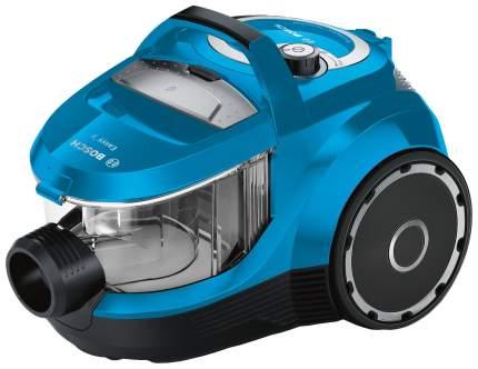 Пылесос Bosch  BGS2U2124 Blue