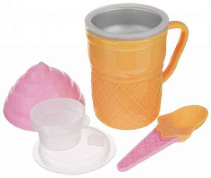 Набор для приготовления мороженого Bradex DE 0082 Оранжевый, розовый