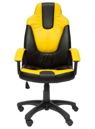 Игровое кресло TetChair Neo 2, желтый/черный