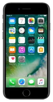 Смартфон Apple iPhone 7 256Gb Black FN972RU/A восстановленный