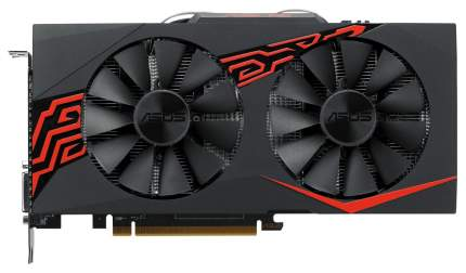 Видеокарта ASUS Expedition Radeon RX 570 (EX-RX570-O4G)