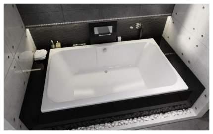 Акриловая ванна Riho Sobek 180х115 без гидромассажа