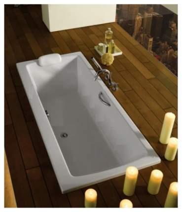 Акриловая ванна Vitra Neon 180х80 без гидромассажа
