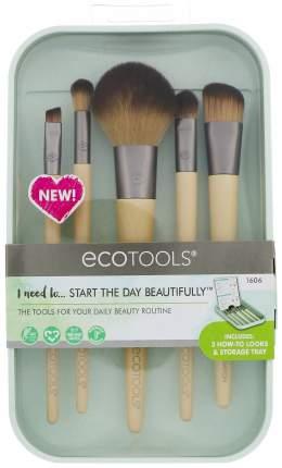 Набор кистей для макияжа Ecotools Start The Day Beautifully