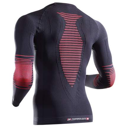 Термобелье X-Bionic Energizer MK2 Shirt Long Sleeves, black, M INT
