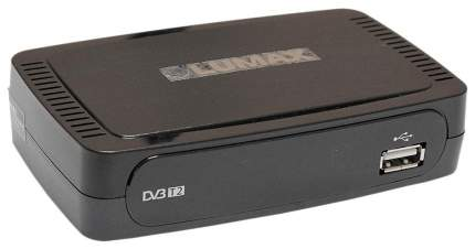 DVB-T2 приставка Lumax DV-2108HD black
