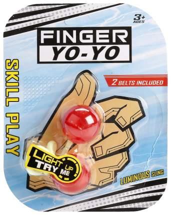 Йо-йо Shantou Gepai Finger Yo-Yo красный
