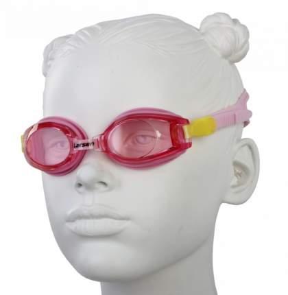 Очки для плавания Larsen DR5 розовые