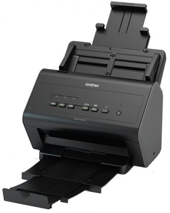 Настольный сканер ADS-2400N сетевой