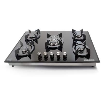Встраиваемая варочная панель газовая Ginzzu HCG-475