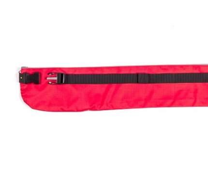 Чехол для телескопических палок для скандинавской ходьбы Cross красный
