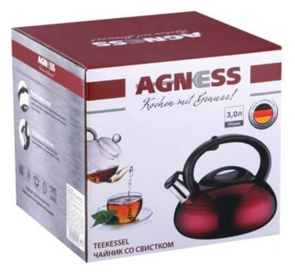 Чайник Agness 907-053
