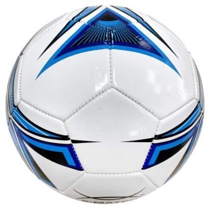 Футбольный мяч X-Match 56466 №5 white/blue