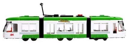 """Трамвай """"Городской"""", работает от батареек, световые эффекты Sima-Land"""
