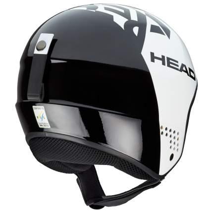 Горнолыжный шлем Head Stivot Race Carbon 2020 black/white, S