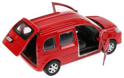 """Машина инерционная """"Renault Kangoo"""", 12 см (красная)"""