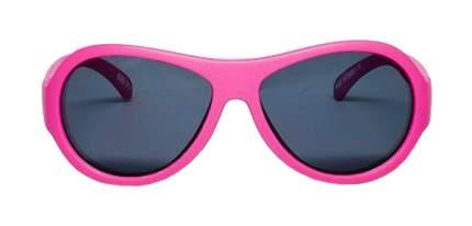 Очки Babiators (Бабиаторс) Original Aviator солнцезащитные попсовый розовый (0-2) BAB-043