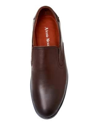 Туфли мужские Alessio Nesca 03407300 коричневые 39 RU
