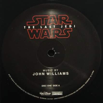 OST Star Wars: The Last Jedi (John Williams)