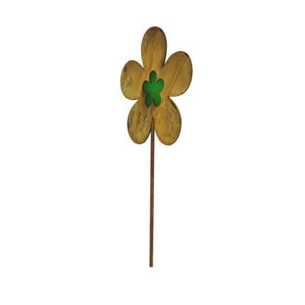Декоративный садовый штекер 'Цветок' (05591)