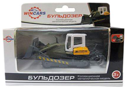 Машинка Wincars Бульдозер зеленый U1401A-5