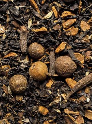 Чай черный Бергамот&корица ароматизированный масала 2