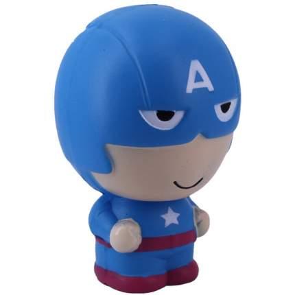 Сквиши М-м-мняшка игрушка-антистресс Капитан Америка 1Toy