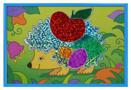 Поделка Дрофа-Медиа Картина из фольги Сова и ежик