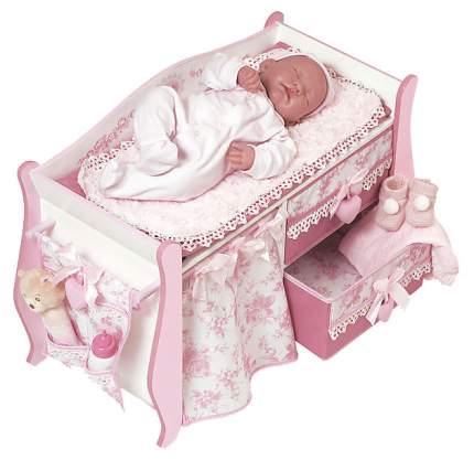 Мебель для кукол DeCuevas Пеленальный столик серии Даниэла, 63 см 54421