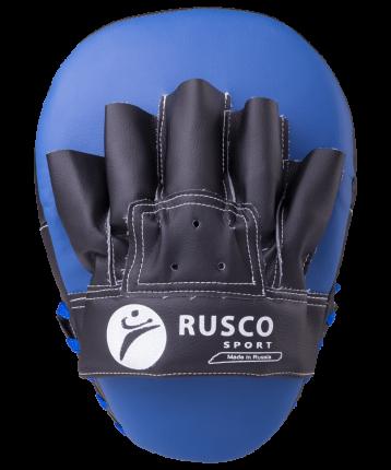 Лапы Rusco Sport изогнутые, пара, синий