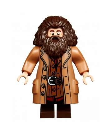 Конструктор LEGO Harry Potter Хижина Хагрида: спасение Клювокрыла