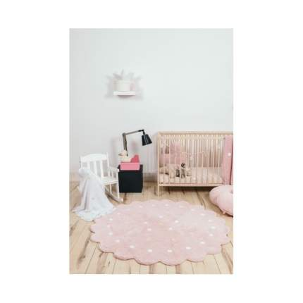 Lorena canals ковер печенька little biscuit розовый 140 d