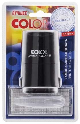 Самонаборная печать Colop Printer R40/1,5