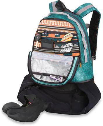 Рюкзак для серфинга Dakine Interval Wet/dry 24 л Painted Palm