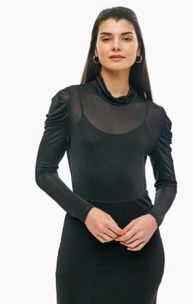 Блуза женская Vero Moda черная 48