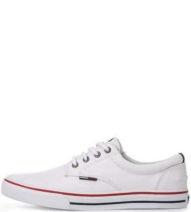 Мужские кеды Tommy Jeans EM0EM00001 100 white 43