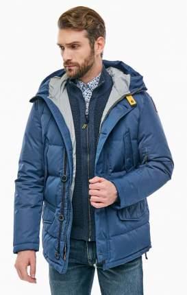 Зимняя куртка мужская Parajumpers RU03 синяя S