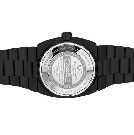 Наручные механические часы Слава Телевизор 7624024/100-2427