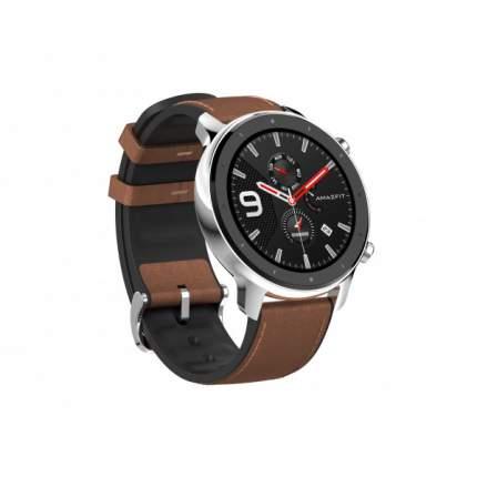 Смарт-часы Amazfit GTR 47mm, A1902, Stainless Steel