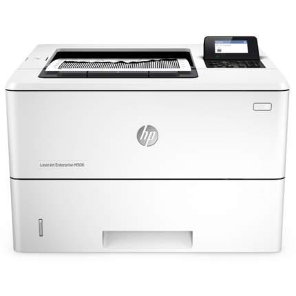 Лазерный принтер HP LaserJet M506dn
