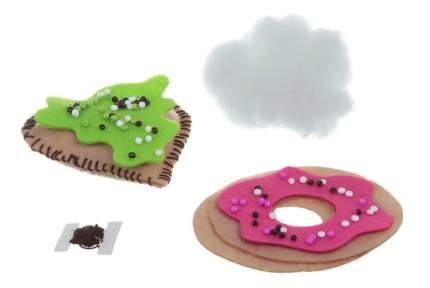 Набор для творчества Bondibon мк шьем сладости из фетра. 2 пирожных