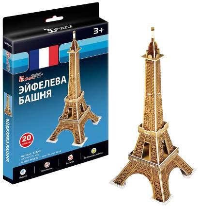 Пазл Cubic Fun 3D S3006 Эйфелева башня Франция