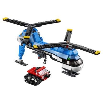 Конструктор LEGO Creator Двухвинтовой вертолёт (31049)