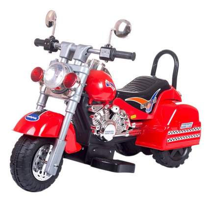 Электромобиль babyhit chopper-red