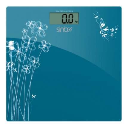 Весы напольные SINBO SBS 4427 темно-синий