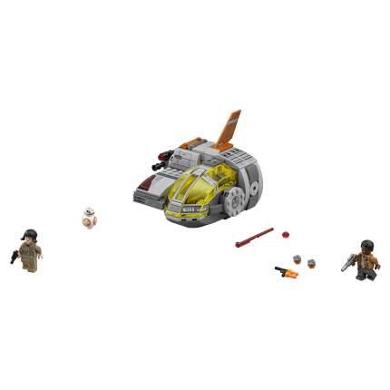 Конструктор LEGO Star Wars Транспортный корабль Сопротивления (75176)