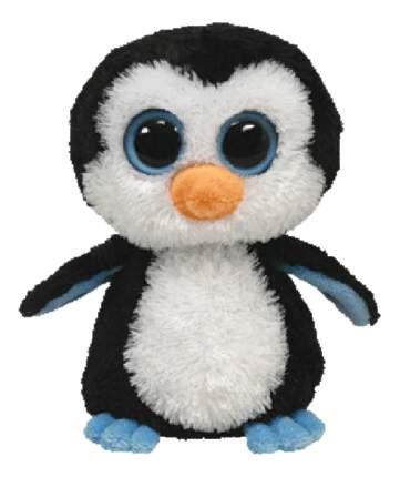 Мягкая игрушка TY Beanie Boos Пингвин Waddles 25 см