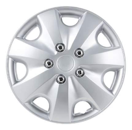 Колпак колесный Autoprofi WC-1115 SILVER (14)